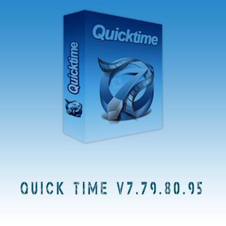Quick Time v7.79.80.95
