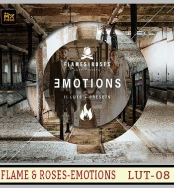 emotions lut