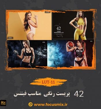 Fitness LUTs Pack LUT-11