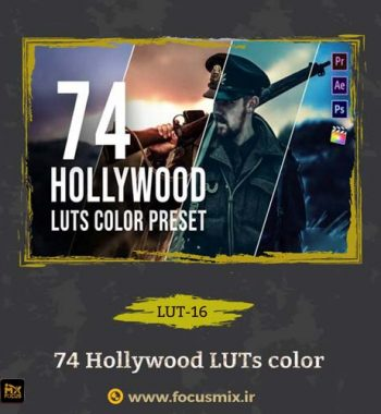 hollywood color preset