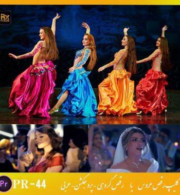کلیپ رقص عربی پریمیر